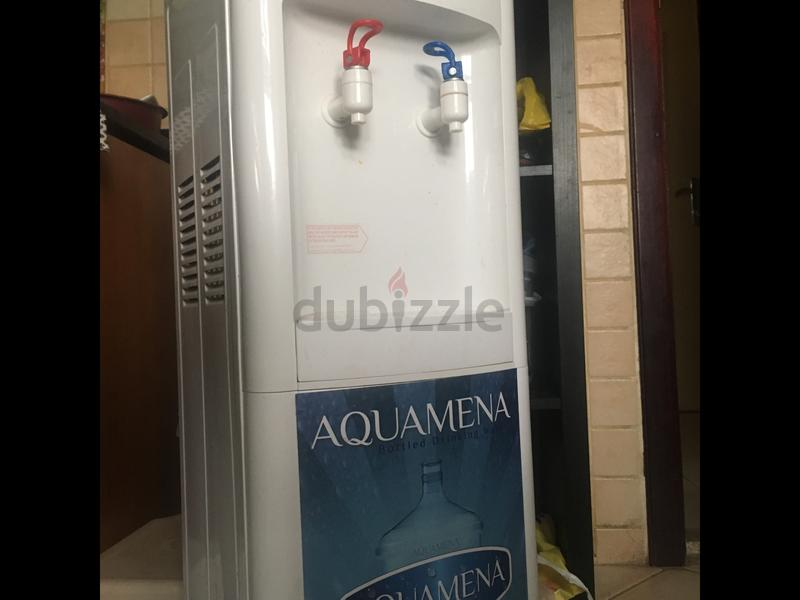 Water Dispenser (Aquamena)