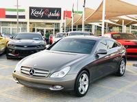 مرسيدس بنز الفئة-CLS 2010 GCC / IMMACULATE CONDITION  / AGENCY MAINTAIN...