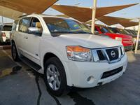 Nissan Armada 2009 Nissan Armada 2009 Gcc Full option LE in very...