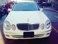 مرسيدس بنز الفئة-E 2006 Mercedes Benz E350 fresh Japan import kilomet...