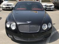 Bentley Continental GT 2007 BENTLEY CONTINENTAL GT 2007 GCC BLACK WITH GR...