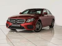 Mercedes-Benz E-Class 2017 Mercedes-Benz E200 AMG