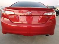 Toyota Camry 2014 Toyota Camry SE Red 2014
