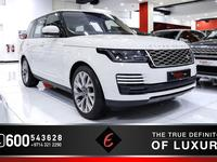 لاند روفر رينج روفر 2019 {2019} RANGE ROVER-VOGUE IN LOW MILEAGE UNDER...