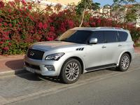 Infiniti QX80 2015 BEST QX80 - WARRANTY + SERVICE CONTRACT - GCC...