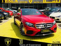 Mercedes-Benz E-Class 2017 E200 ///AMG / GCC / 2017 / DEALER WARRANTY AN...