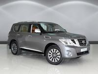 نيسان باترول 2018 2018 NISSAN PATROL WITH DEALER WARRANTY.Al Ma...