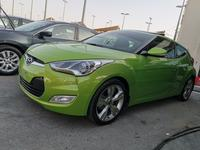 Hyundai Veloster 2014 Hyundai veloster 2014 Gcc Full option in very...