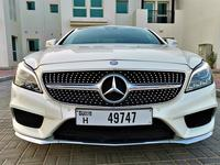 مرسيدس بنز الفئة-CLS 2014 CLS500, AMG, GCC, 2014 facelift to 2015 shape...