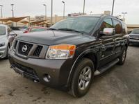 نيسان أرمادا 2012 Nissan Armada 2012 Gcc SE Full option in very...