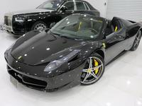 Ferrari 458 2014 *LOW MILEAGE* Ferrari 458 Spider, 2014, 14,00...