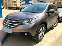 هوندا CR-V 2013 GCC Honda CRV 2013 TOP RANGE, LEATHER SEAT AN...