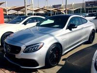 مرسيدس بنز الفئة-C 2017 MERCEDES-BENZ C-63 S (Coupe) A.M.G  v-8 / 4.0...
