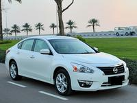Nissan Altima 2016 Nissan Altima SV 2016 GCC, 869/month with 0% ...