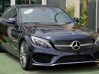Mercedes-Benz C-Class 2018 MERCEDES C300 2018 AMG KIT IN GREAT CONDITION