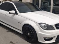 Mercedes-Benz C-Class 2013 Mercedes-Benz.C63..GCC..2013 .very clean