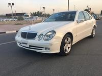 مرسيدس بنز الفئة-E 2005 2005 - MERCEDES BENZ E500 !! FRESH JAPAN IMPO...