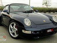 بورشه كاريرا 911 1996 PORSCHE 993 TURBO | 1996 | 35,500 KM Mileage ...