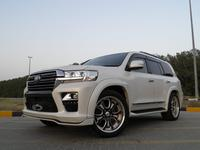 Toyota Land Cruiser 2016 Toyota Land Cruiser ZX 2016 right hand drive