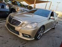 مرسيدس بنز الفئة-E 2011 Mercedes E350 2011 Full option in very good c...