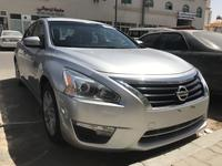 Nissan Altima 2013 Nissan Altima 2013 cool silver color with ver...