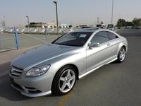 Mercedes-Benz CL-Class 2012 A FANTASTIC CL 550 FOR SALE...4.5.. b