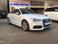 Audi S3/RS3 2016 AUDI S3 2016 GCC FULL OPTION  WARRANTY