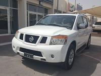 نيسان أرمادا 2012 Nissan Armada 2012 / GCC SE perfect condition