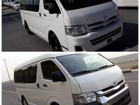 Toyota Hiace 2013 Highroof and MIDROOF, 2011,2013, 2015, 15 sea...