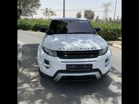 Land Rover Evoque 2013 لاند روفر ايفوج 2013