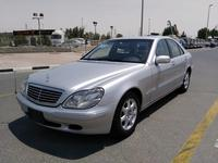مرسيدس بنز الفئة-S 2002 2002 - MERCEDES BENZ S320 !!FRESH JAPAN IMPOR...