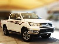 Toyota Hilux 2019 Toyota Hilux 2.4L DC 4X4 MT ,with steel bumbe...