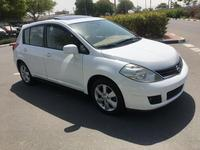 Nissan Tiida 2011 Nissan Tiida 2011 Gcc Spec Full Option Sunroo...