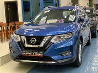 نيسان اكس تريل 2018 NISSAN XTRAIL 2018 BLUE - GCC SPECIFICATION