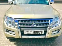 Mitsubishi Pajero 2017 Pajero: under warranty and maintenance untill...