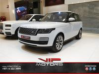 Land Rover Range Rover 2019 RANGE ROVER VOGUE, 2019, GCC, DEALER WARRANTY...
