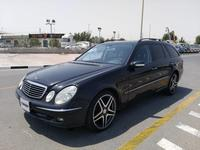 مرسيدس بنز الفئة-E 2006 2006 - MERCEDES BENZ E350 STATION WAGON !!FRE...