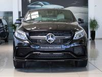 Mercedes-Benz AMG 2017 Mercedes-Benz GLE 63 AMG Coupe