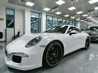 PORSCHE CARRERA S 2014 White under ...