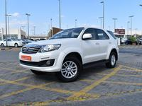 Toyota Fortuner 2015 TOYOTA FORTUNER 2015 WHITE