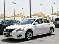 Nissan Altima 2016 Nissan Altima 2016 GCC Taxi Previously