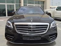 Mercedes-Benz S-Class 2014 MERCEDES BENZ S560 AMG 2014