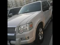 فورد إكسبلورر 2010 Ford Explorer XLT, 4.0L, White