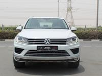Volkswagen Touareg 2016 Volkswagen Touareg GCC specs good condition
