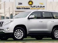 Toyota Prado 2016 VXR..Toyota Prado.2.7L.GCC Specs Full Options...