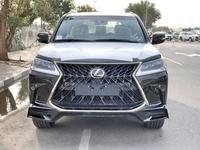 Lexus LX-Series 2019 Lexus LX570 Petrol 5.7L AT 2019 Model Black E...