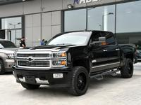 Chevrolet Silverado 2015 Chevrolet Silverado 6.2 High Country 2015 GCC