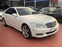 مرسيدس بنز الفئة-S 2011 MERSEDES  S 350  LOW MILE FROM JAPAN  VERY CL...