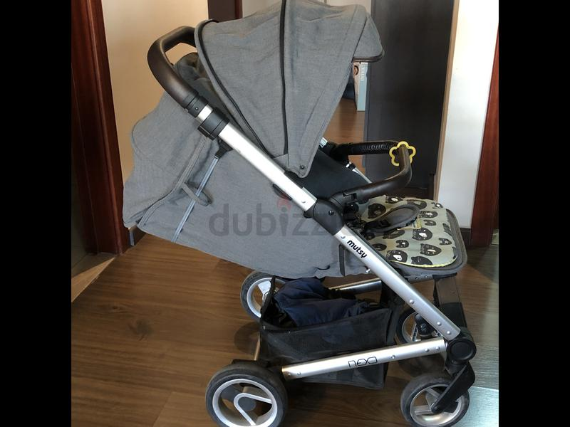 Mutsy Nexo stroller for sale - excellent