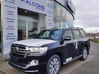 Toyota Land Cruiser 2019 Toyota Land Cruiser Petrol 5.7L AT 2019 Model...